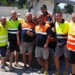 Experiencias que cuentan_curso de carretillas y dumper en La Pobla de Vallbona