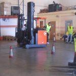 curso de carretillas para desempleados de Xirivell