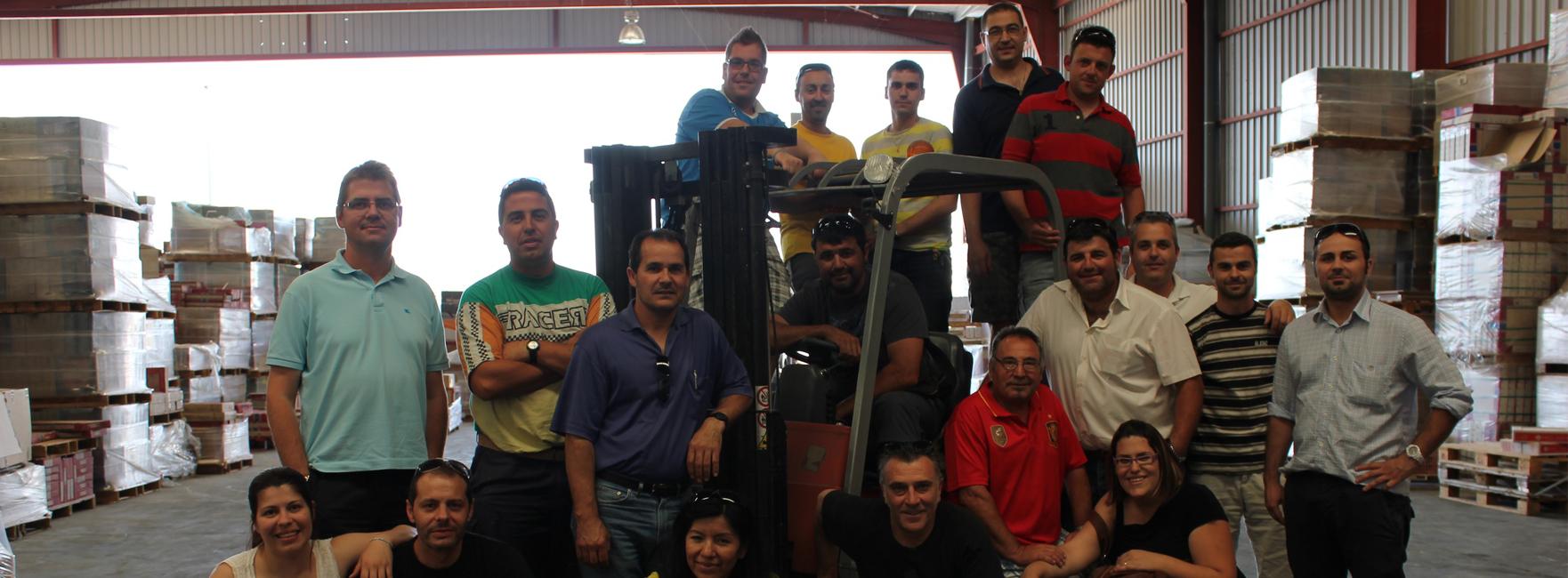 Formarse como conductor profesional en nuestro centro de formación para el transporte