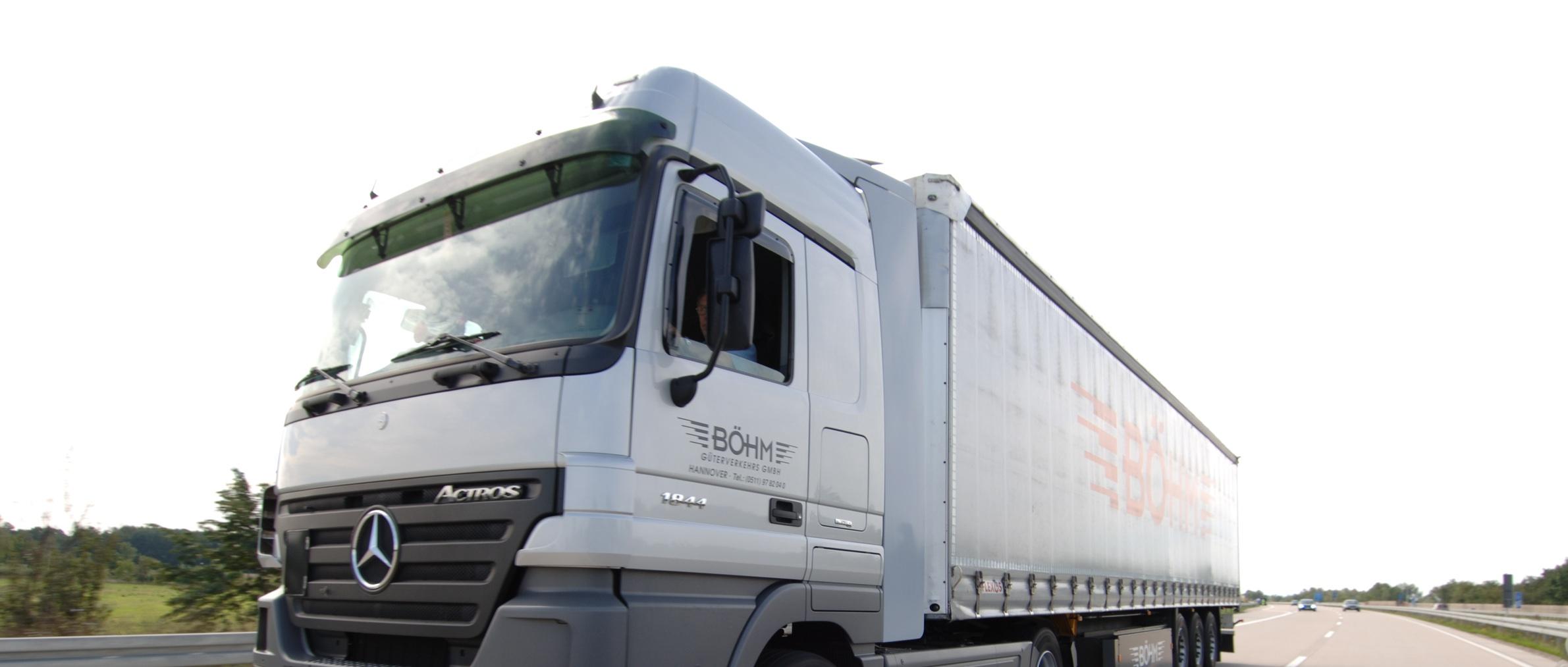 Límites a la tributación por módulos en el transporte por carretera