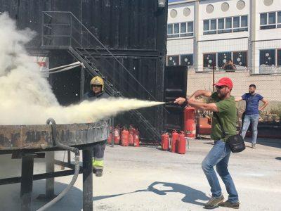 Curso renovación ADR explosivos en Valencia