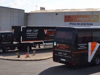Cursos de formación para el transporte en València en 2019