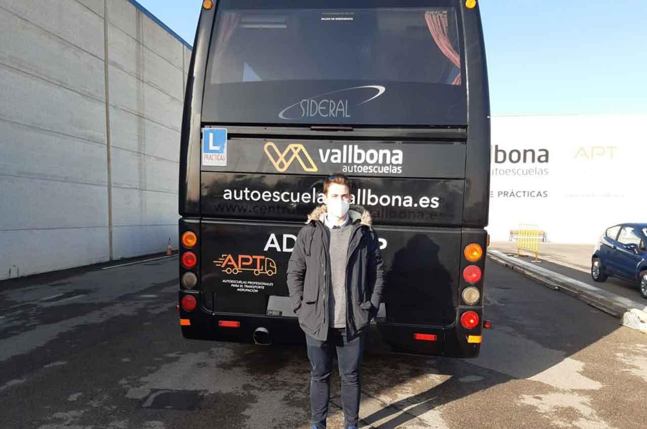 curso CAP inicial viajeros ordinario en Valencia